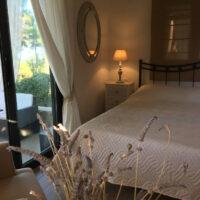 Azure bedroom