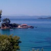 Agios Nikolaos island