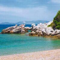 mavrikas beach