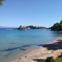 Green & Blue View beach